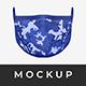 Face Mask - Animation Mockup - GraphicRiver Item for Sale