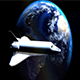Shuttle around the earth - 3DOcean Item for Sale