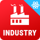 Industry - Factory & Industrial React Template - ThemeForest Item for Sale