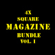 Square Magazine Bundle Vol. I - GraphicRiver Item for Sale