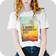 Urban T-Shirt Mockup - GraphicRiver Item for Sale