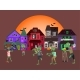 Concept Zombie Apocalypse House, Living Corpse - GraphicRiver Item for Sale