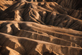 Sci-Fi Mars looking Rocky landscape background at Zabriskie Point, Death Valley NP, California - PhotoDune Item for Sale