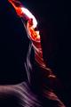 Beautiful colors at the Antelope Canyon near Page, Arizona, USA - PhotoDune Item for Sale