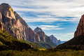 Colorful landscape from zion national park utah - PhotoDune Item for Sale