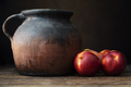 Fresh Nectarines Still Life - PhotoDune Item for Sale