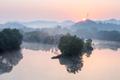 beautiful the moon bay in sunrise - PhotoDune Item for Sale