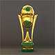 Saudi Championship Cup Model 3D 2020 - 3DOcean Item for Sale