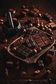 Milk chocolate composition - PhotoDune Item for Sale