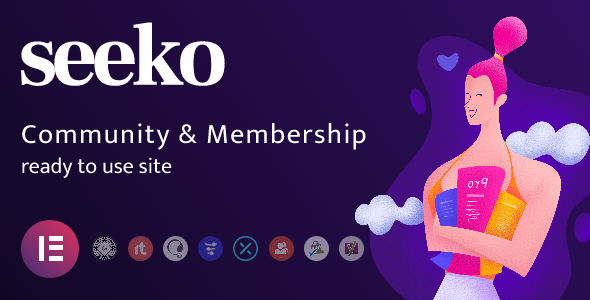 Seeko - Community Site Builder with BuddyPress SuperPowers