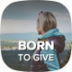 Born To Give - Charity Crowdfunding Responsive WordPress Theme - ThemeForest Item for Sale