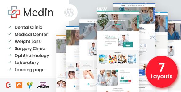 Webseiten Erstellung Medin 2
