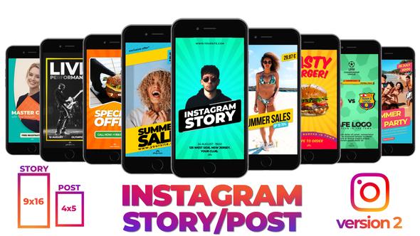 Fresh Instagram Stories