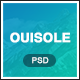Ouisole - Online Selling Platform PSD template - ThemeForest Item for Sale