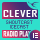 CLEVER - HTML5 Radio Player With History - Shoutcast and Icecast - Elementor Widget Addon - CodeCanyon Item for Sale