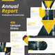 Annual Report Package Powerpoint Template - GraphicRiver Item for Sale