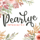Pearlye - Playful Bouncy Font - GraphicRiver Item for Sale