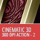 3D Cinematic Effect - 300 DPI - Part 2 - GraphicRiver Item for Sale