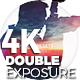 Double Exposure 4K - VideoHive Item for Sale