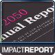 Impact Annual Report/Corporate Brochure - GraphicRiver Item for Sale