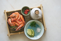 Shrimps with herbs, lime and spices - PhotoDune Item for Sale