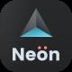 Neon - Neumorphic Mobile App Website Template - ThemeForest Item for Sale