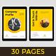 Corporate Ebook - GraphicRiver Item for Sale