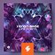 Xenon Base – Psytrance Album Cover Template - GraphicRiver Item for Sale