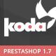 KODA Electronics Store - Prestashop 1.7 Responsive Theme - ThemeForest Item for Sale