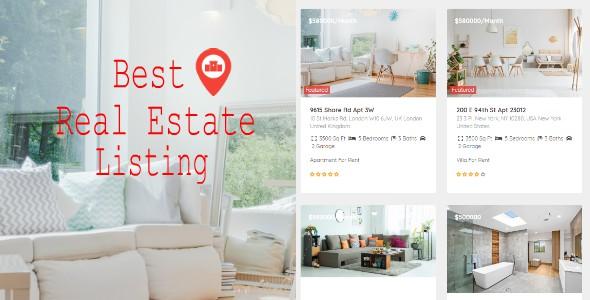 Real Estate Pro - WordPress Plugin Download