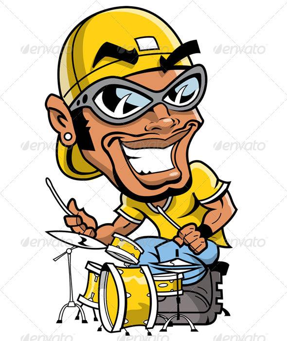 Unduh 6600  Gambar Animasi Kartun Reggae  Free Downloads