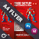 Computer Service Flyer Templates - GraphicRiver Item for Sale
