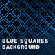 Blue Squares Background - VideoHive Item for Sale