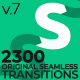 Videolancer's Transitions   Original Seamless Transitions Pack - VideoHive Item for Sale