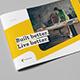 Avenir Brochure - GraphicRiver Item for Sale