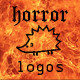 Horror Intro Logo