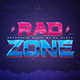 Synthwave 80s Retro Text Effects V3 - GraphicRiver Item for Sale
