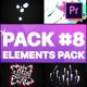 Flash FX Elements Pack 08   Premiere Pro MOGRT - VideoHive Item for Sale