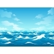 Ocean Surface Waterscape - GraphicRiver Item for Sale