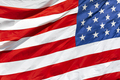 American flag waving in the wind - PhotoDune Item for Sale