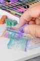 Artist using Soft Pastel Chalks - PhotoDune Item for Sale