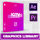 IGTV Graphics Pack | Essential Graphics - MOGRT - VideoHive Item for Sale
