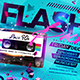 Flashback 90's Party - GraphicRiver Item for Sale