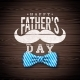 Happy Father's Day Greeting Card Design - GraphicRiver Item for Sale