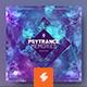 Psytrance Memories – Music Album Cover Artwork Template - GraphicRiver Item for Sale