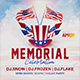 Memorial Day Sale Flyer - GraphicRiver Item for Sale