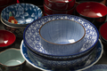 Collection of Japanese bowls - PhotoDune Item for Sale