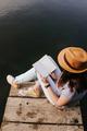 Reading book - PhotoDune Item for Sale