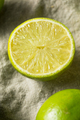 Raw Organic Green Limes - PhotoDune Item for Sale