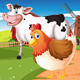 Happy Farm HTML5 game (.Capx) - CodeCanyon Item for Sale